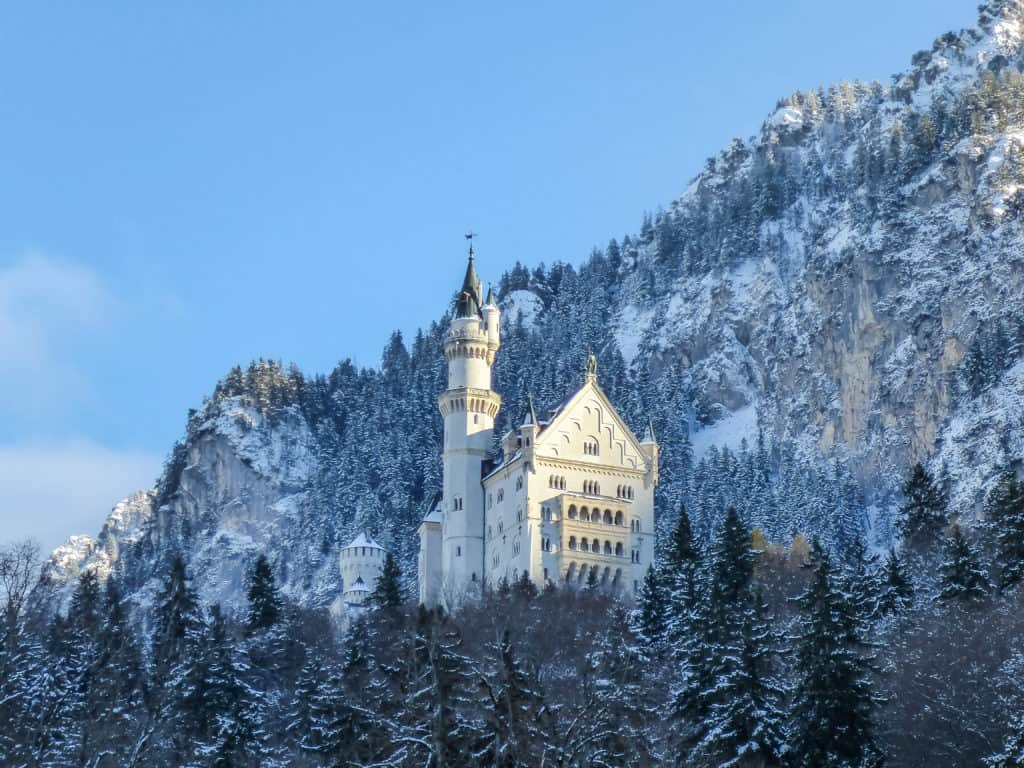 Why You Need to Visit Neuschwanstein Castle in Winter | Nina Out and About