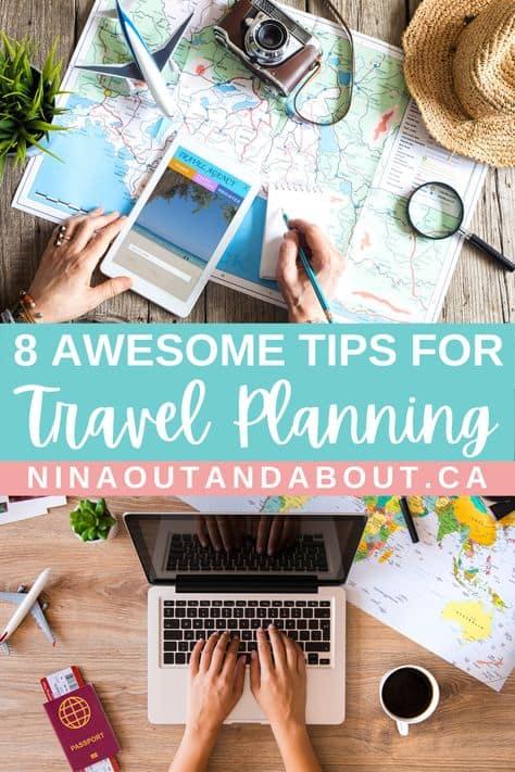 How I Travel Plan: Travel Planning Tips